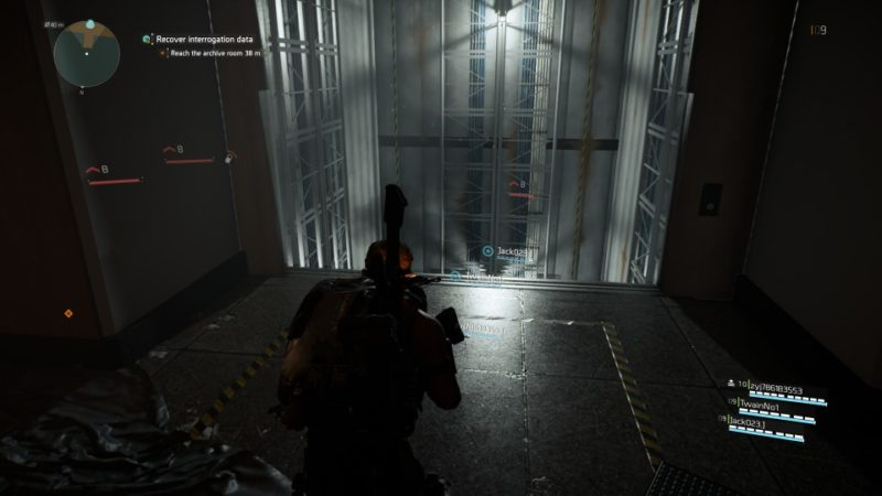 the division 2 - american history museum defeat hyenas