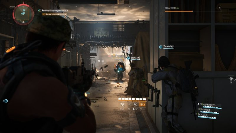 the division 2 - american history museum how to secure area