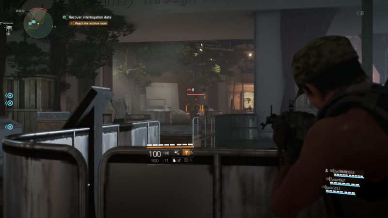 the division 2 - american history museum mission walkthrough