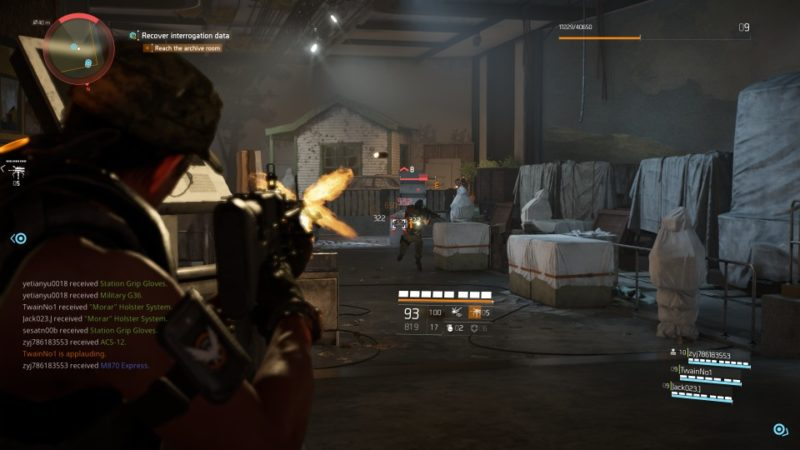 the division 2 - american history museum mission wiki