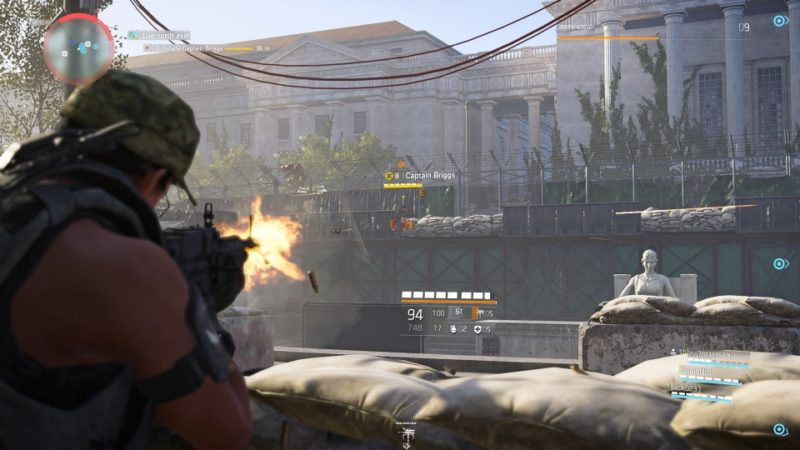 the division 2 - american history museum mission wiki guide