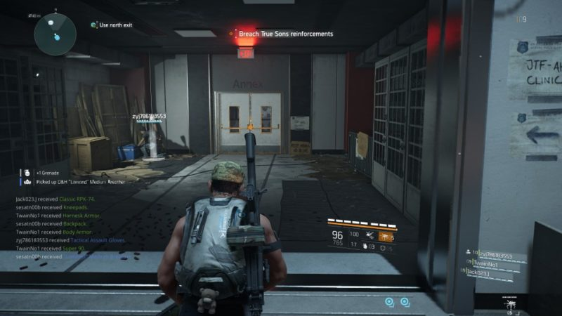 the division 2 - american history museum tips