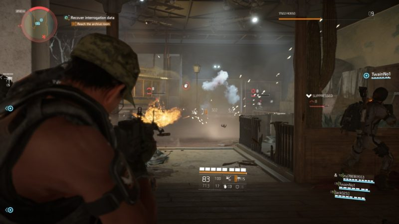 the division 2 - american history museum walkthrough