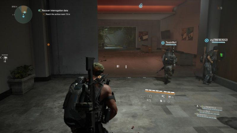 the division 2 - american history museum walkthrough tips