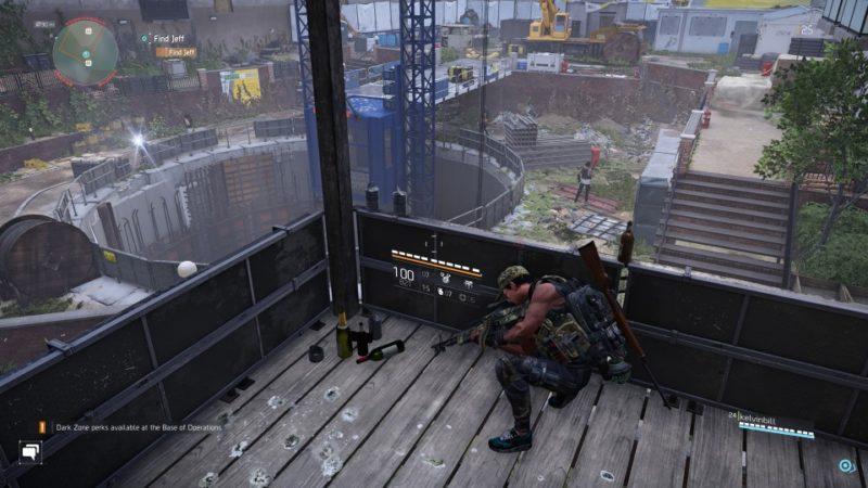 the division 2 - beekeeper jeff guide walkthrough