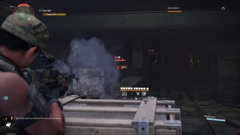 the division 2 - beekeeper jeff mission guide