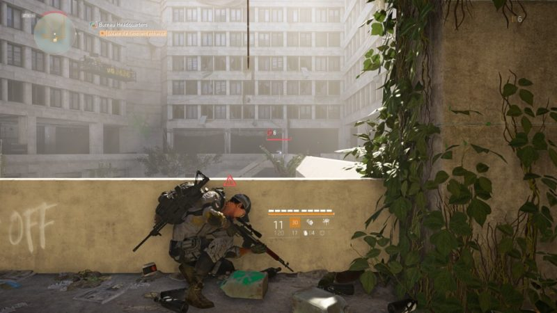 the division 2 bureau headquarters guide and tips