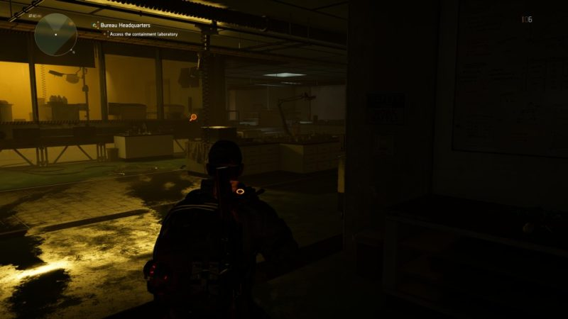 the division 2 bureau headquarters mission walkthrough