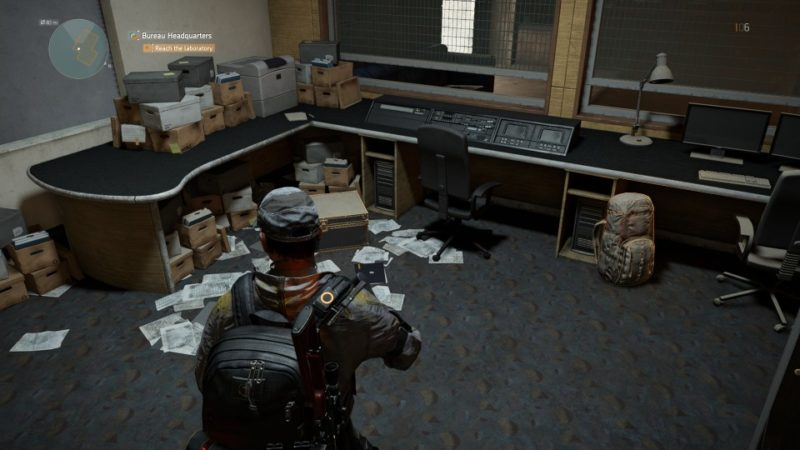 the division 2 bureau headquarters quest walkthrough