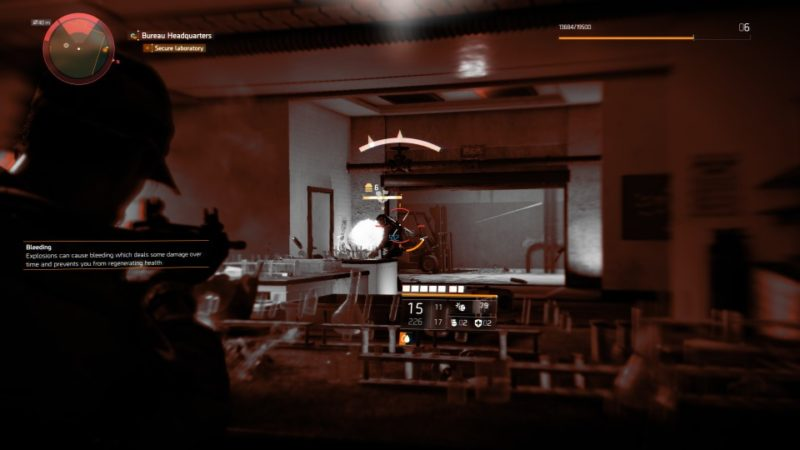 the division 2 bureau headquarters walkthrough tips and guide