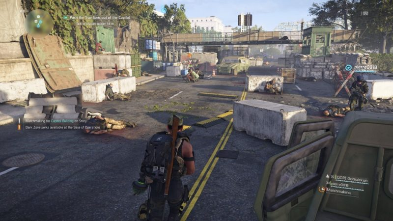 the division 2 - capitol building guide