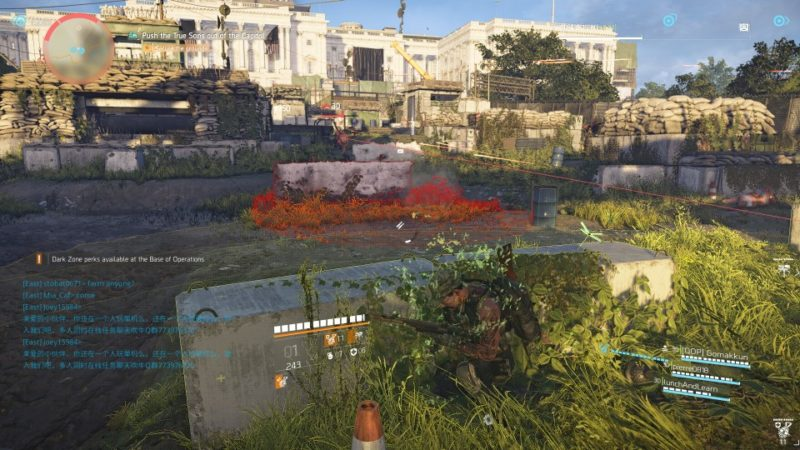 the division 2 - capitol building guide and tips
