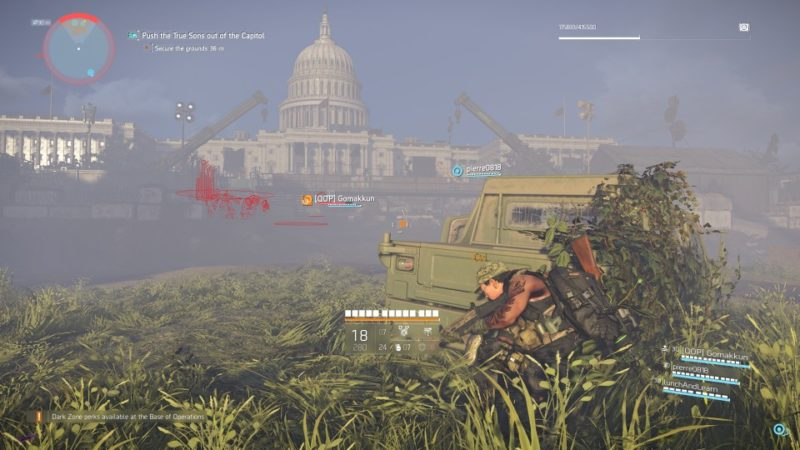 the division 2 - capitol building guide help