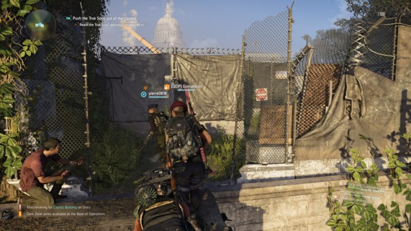 the division 2 - capitol building guide tips