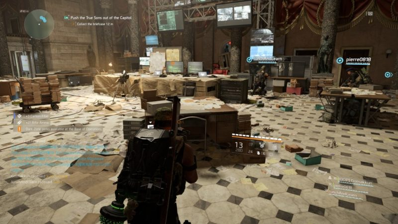 the division 2 - capitol building mission wiki