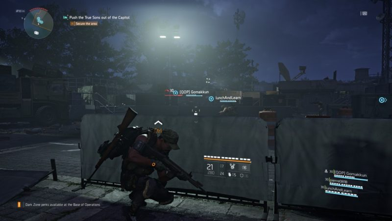 the division 2 - capitol building stronghold guide