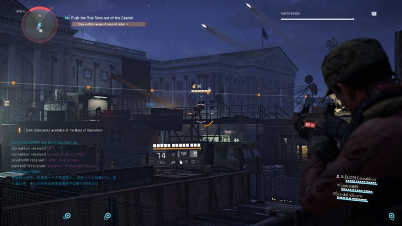 the division 2 - capitol building stronghold mission guide