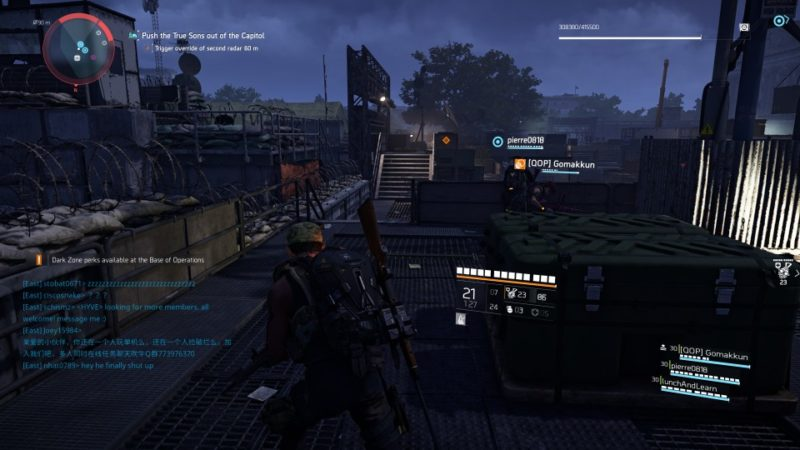the division 2 - capitol building stronghold quest walkthrough