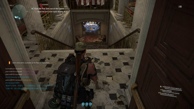 the division 2 - capitol building stronghold wiki and guide