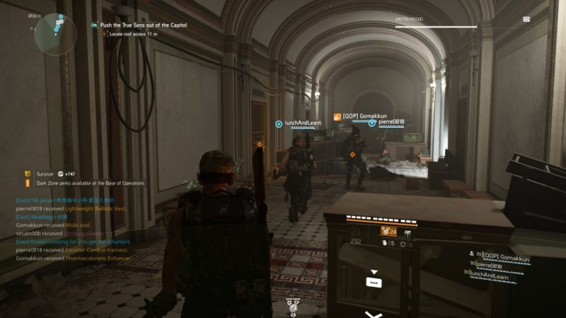 the division 2 - capitol building walkthrough and wiki