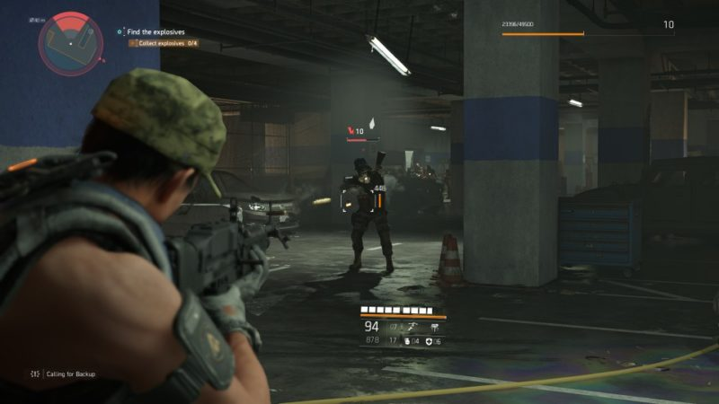 the division 2 - department of justice mission