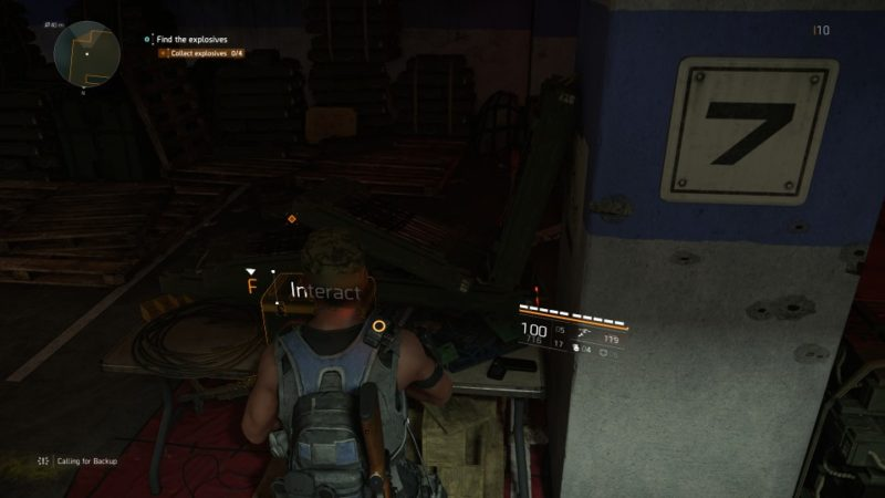 the division 2 - department of justice mission guide