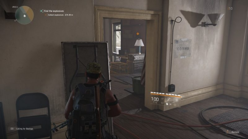 the division 2 - department of justice mission objectives