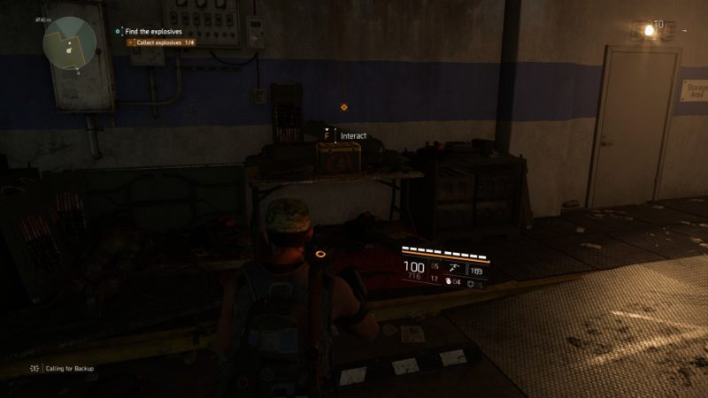 the division 2 - department of justice mission walkthrough
