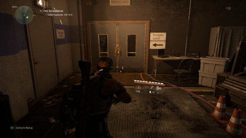 the division 2 - department of justice mission wiki