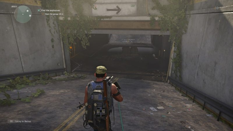 the division 2 - department of justice quest