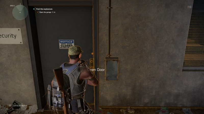 the division 2 - department of justice quest guide