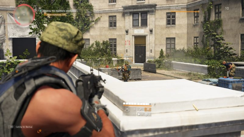the division 2 - department of justice tips