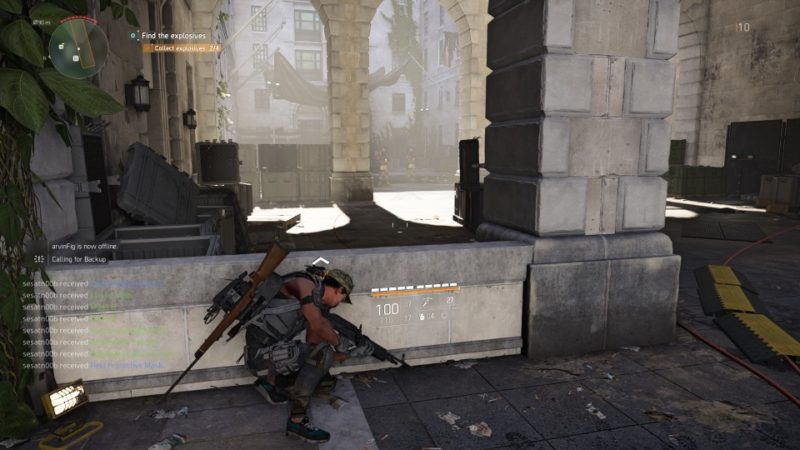 the division 2 - department of justice walkthrough