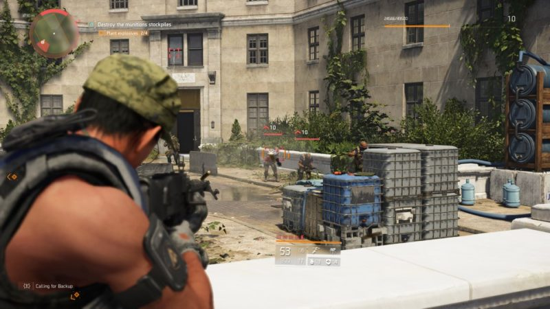 the division 2 - department of justice wiki walkthrough