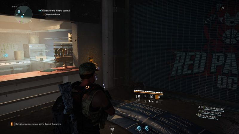 the division 2 - district union area mission help