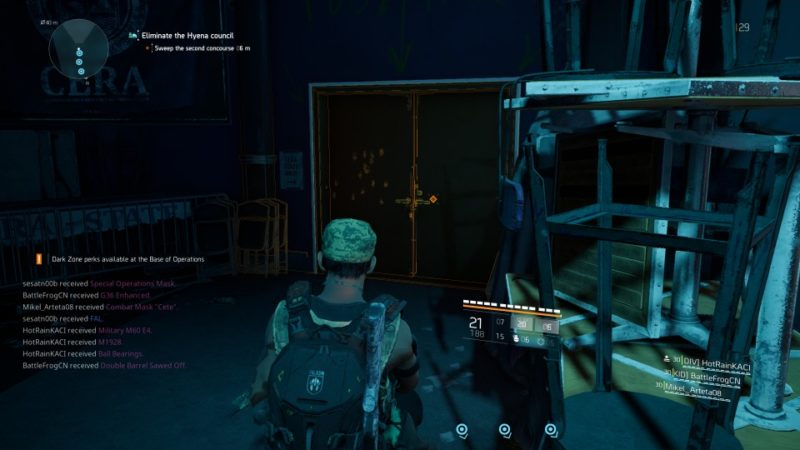the division 2 - district union area mission walkthrough