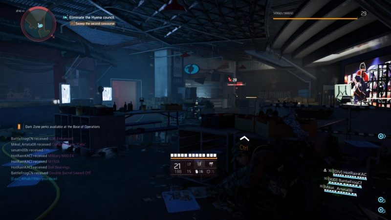 the division 2 - district union area mission wiki