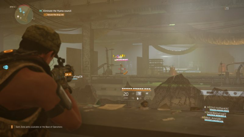 the division 2 - district union area stronghold guide tips