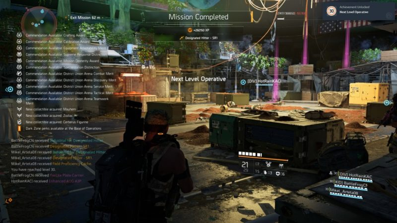 the division 2 - district union area stronghold wiki