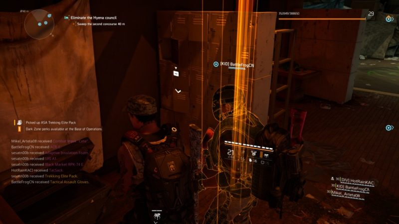 the division 2 - district union area walkthrough