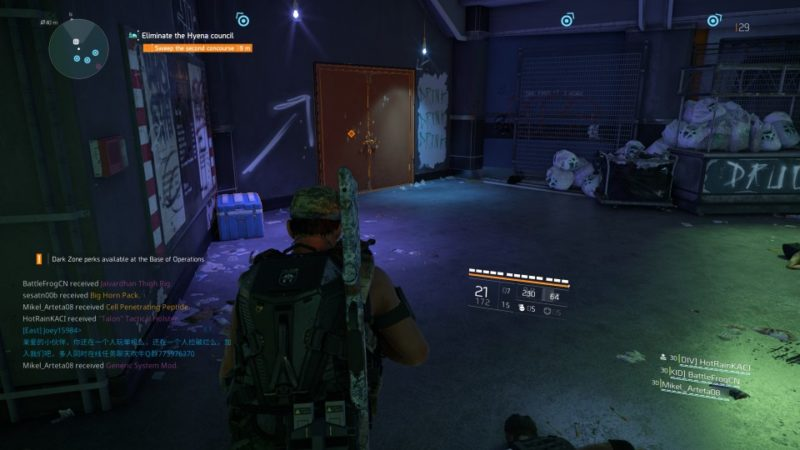 the division 2 - district union area walkthrough tips