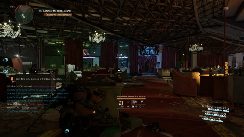 the division 2 - district union area wiki