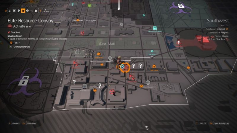 Elite Resource Convoy - The Division 2 Wiki - Ordinary Reviews