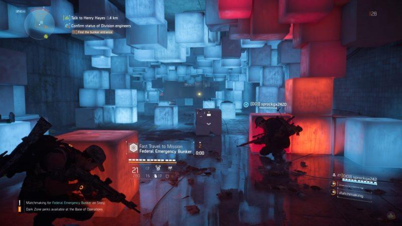 Federal Emergency Bunker - The Division 2 Walkthrough