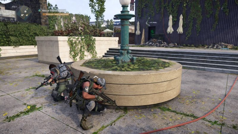 the division 2 - grand washington hotel mission objectives