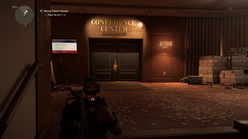 the division 2 - grand washington hotel save eleanor