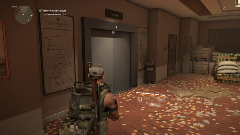 the division 2 - grand washington hotel tips and guide