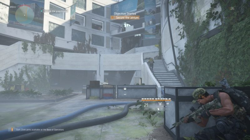 the division 2 - greenhouse community quest guide