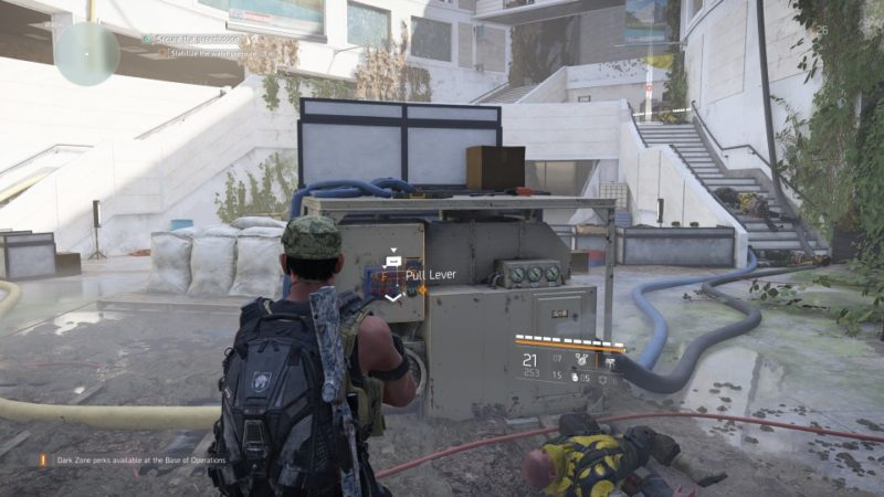 the division 2 - greenhouse community tips