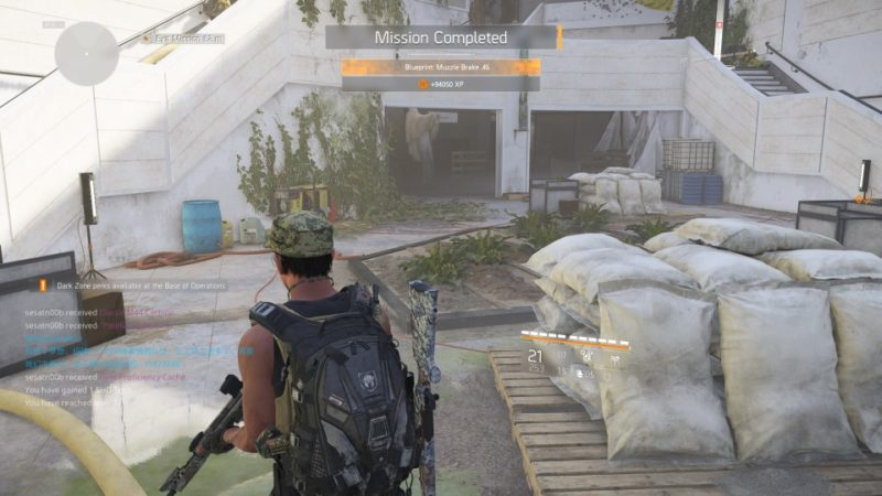 the division 2 - greenhouse community tips and guide